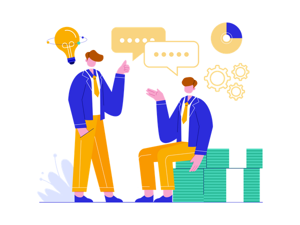 Business problem discussion and solution Illustration