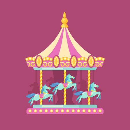Carousel Illustration