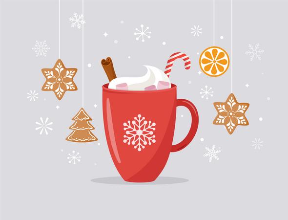 CHristmas decoration Illustration