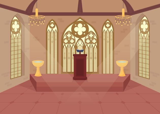 Church Illustration