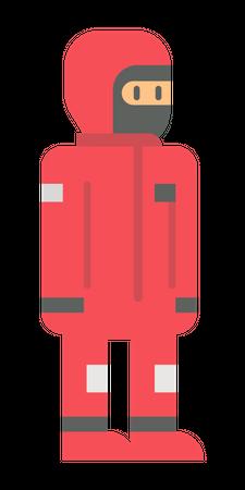 Coast guard Illustration