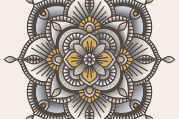 Mandalas Illustration Pack