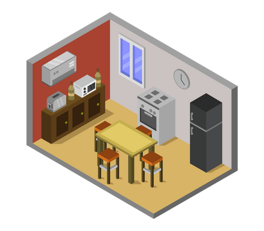 Cooking point Illustration