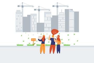 Real Estate Illustration Pack