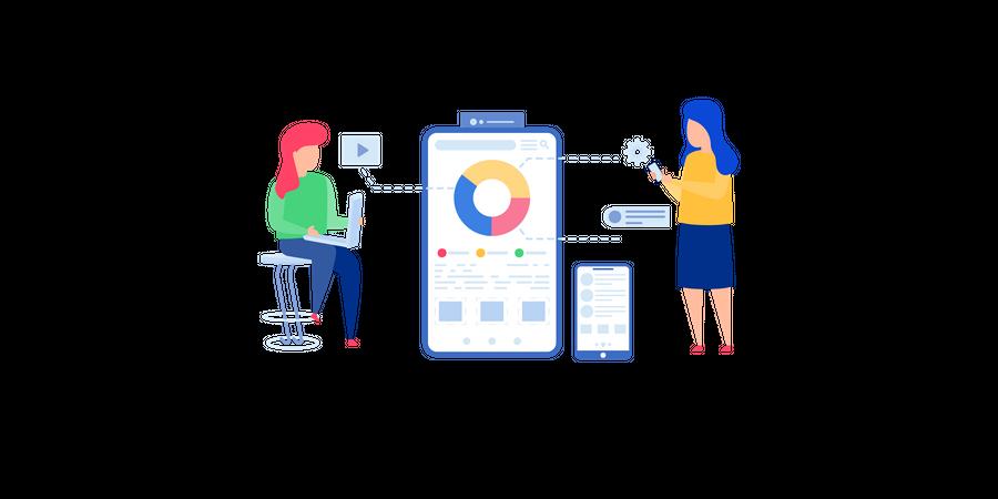 Create Your App Illustration