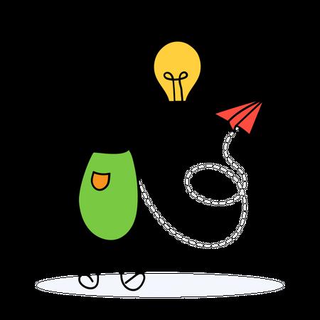Creative Startup Illustration