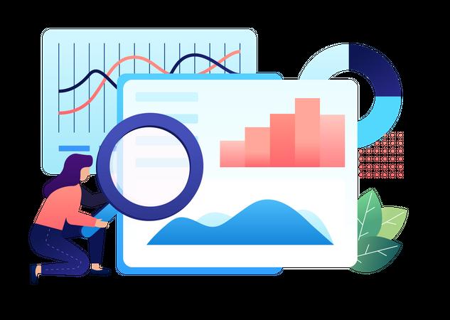 Data Analytic Illustration