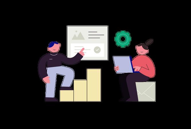 Data Integration Illustration