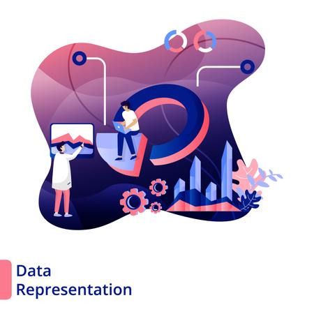 Data Representation Illustration