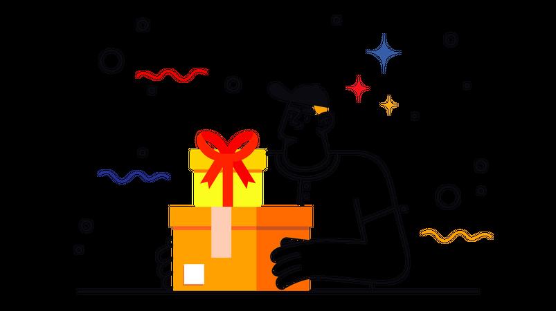 Delivery Order Illustration