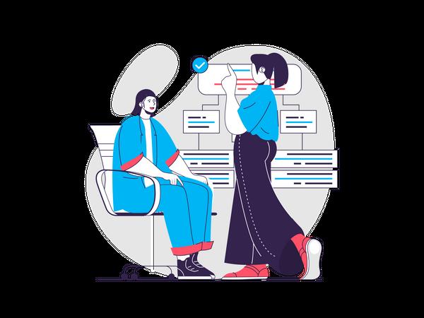 Design Agency Illustration