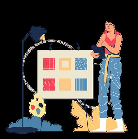 Design Studio Illustration
