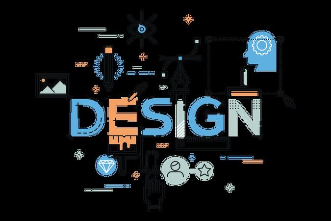 Designing Illustration