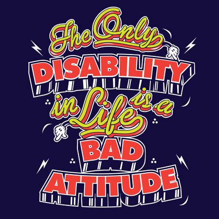 Disability Illustration