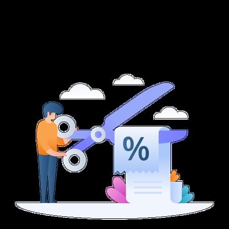 Discount Deals Illustration