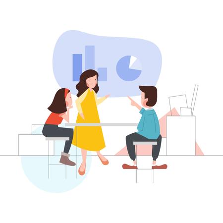 Discussion Illustration