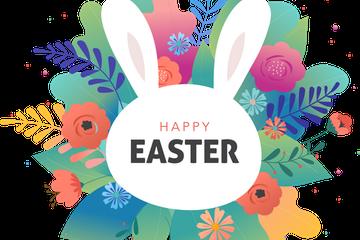 Easter Illustration Pack