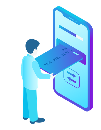 Easy Payment Illustration