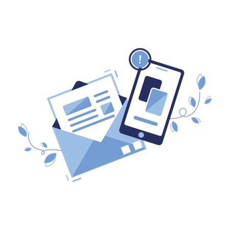 Email Illustration