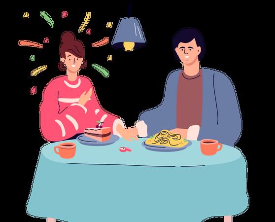 Engagement Illustration