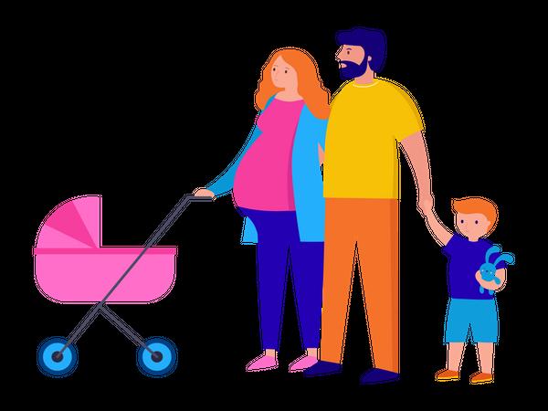 Family Illustration