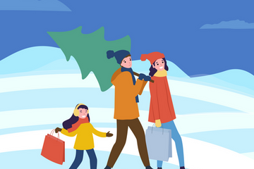 Winter Illustration Pack