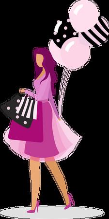 Fashion-monger Illustration