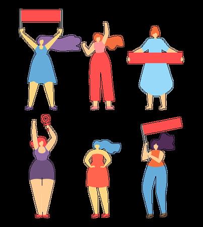 Feminism Illustration