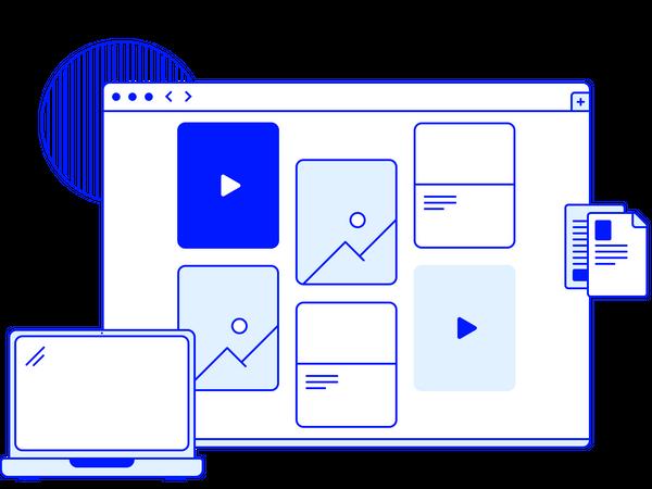 File structure Illustration