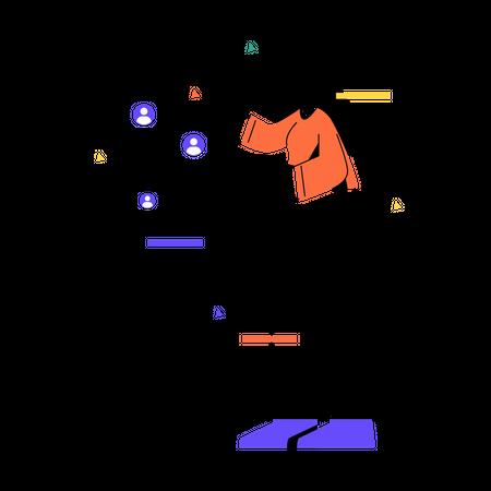 Filtering profiles Illustration