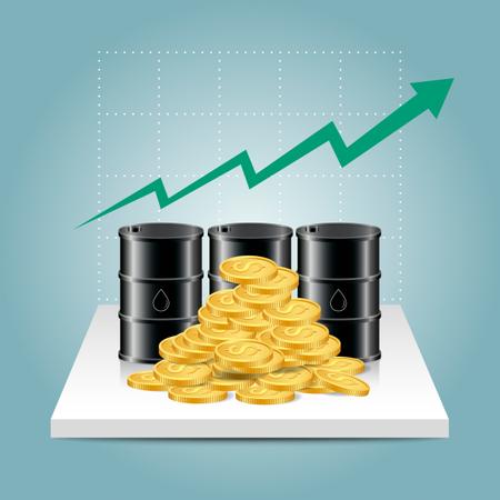 Financial markets Illustration