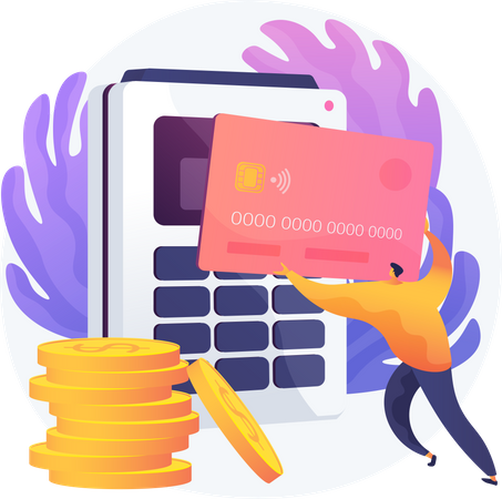 Financial Transactions Illustration