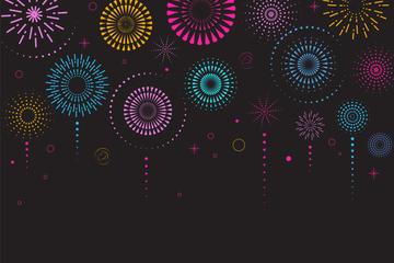 Diwali Celebration Illustration Pack