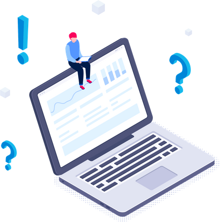 Frequently asked questions Illustration