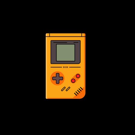 Gameboy Illustration