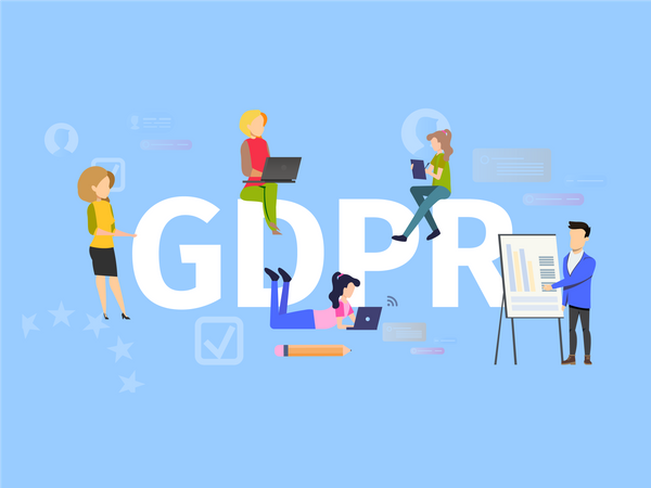 General Data Protection Regulation Illustration