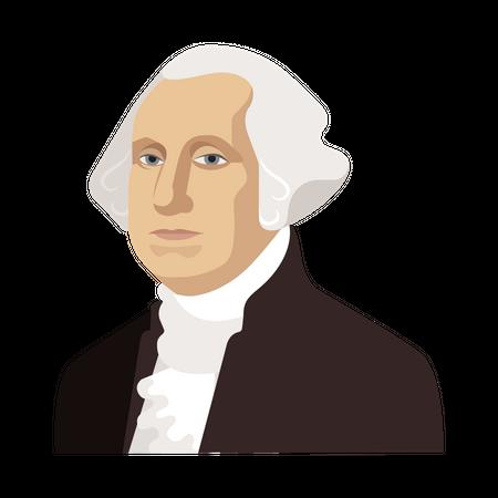 George Washington Illustration