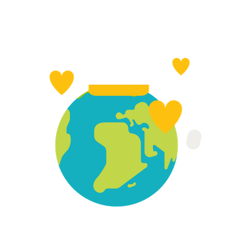 Global food Illustration