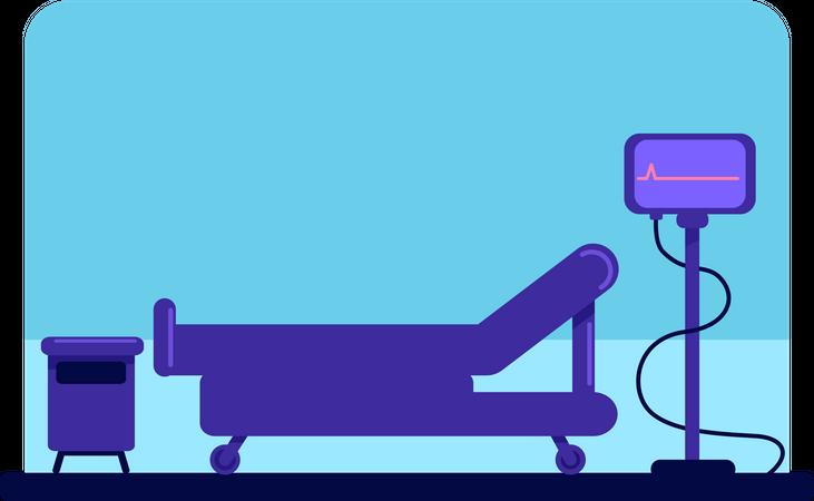 Hospital Illustration