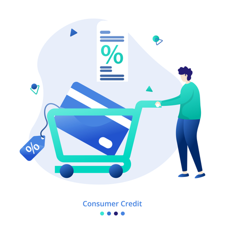 Illustration Consumer Credit Illustration