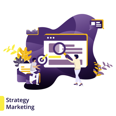 Illustration Strategy Marketing Illustration