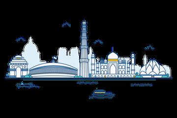 Skyline Illustrations