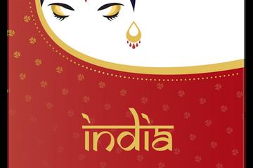 Indian Poster Illustration Pack