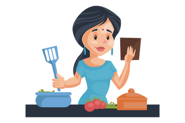 House Wife Illustration Pack