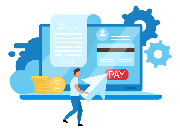 Instant payments Illustration