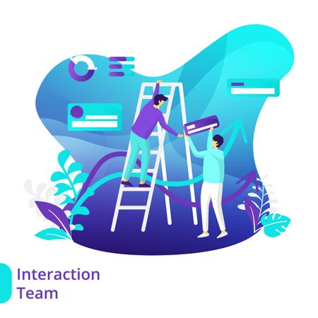 Interaction Team Illustration
