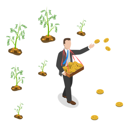 Investment Growth Illustration