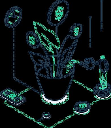 Investments Illustration