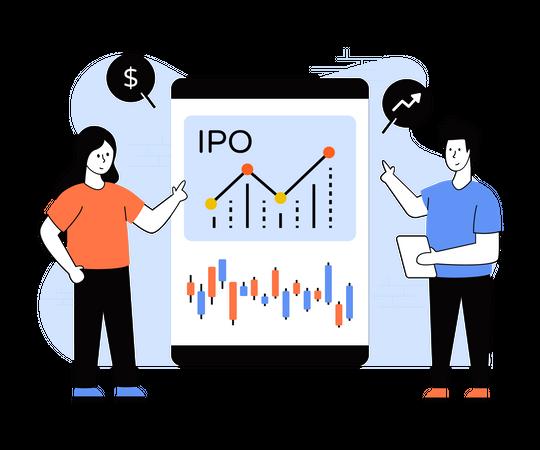 IPO Illustration