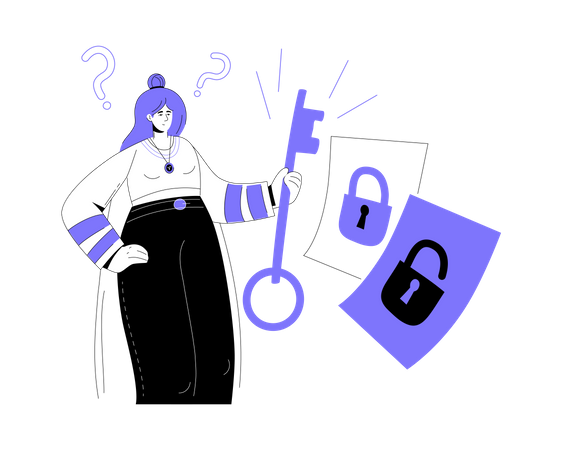 Key question Illustration